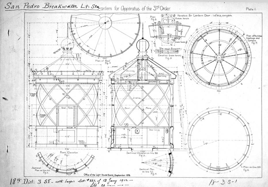 Lighthouse Construction Lighthouse History