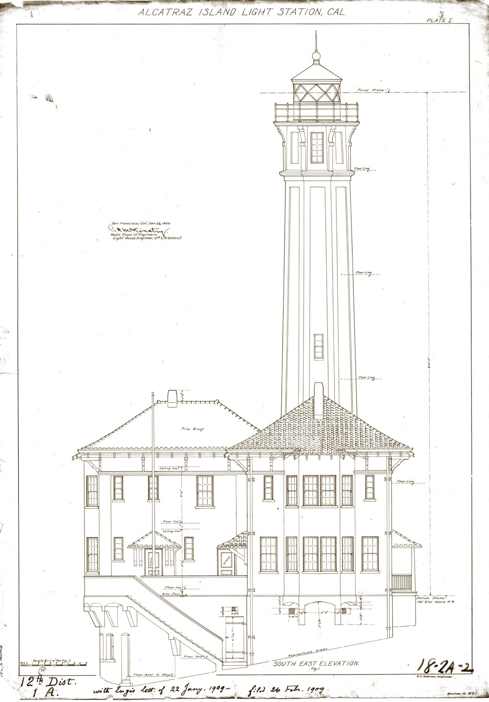 Cape Lookout Lighthouse Nc Drawing by Julie Brugh Riffey   Cape Fear Lighthouse Line Drawing